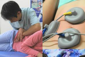 骨盤矯正+EMSコース3-2